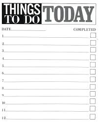 To Do List With Progress Spreadsheet Template Free Task Excel