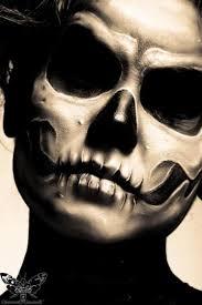 skull face painting 40 skull make up ideas