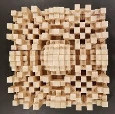 diy 18x18 acoustic wood qrd quadratic skyline sound diffuser treatment panel studio