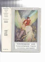 riverside bookshelf series a wonder book tanglewood hawthorne nathaniel