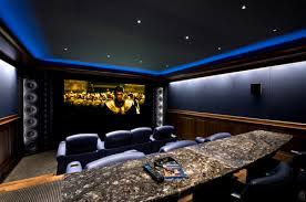 man cave lighting. Home Theater By Gruver Cooley Man Cave Lighting C
