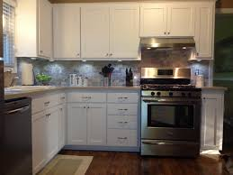 cabinet refacing white. Kitchen Cabinet Refacing Done In Snow White Traditional-kitchen Houzz