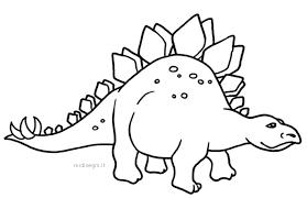 Midisegniit Dinosauri Da Colorare