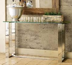 console table decor. Minimalist Solution For A Refresh Bar. Console Table Decor