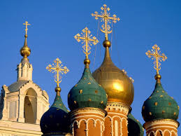 Znamensky Cathedral Moscow Russia ...