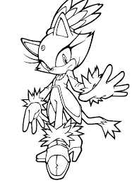 Sonic Coloring Pages Tails Spikedsweetteacom