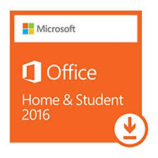 Amazon Com Microsoft Office Home And Student 2016 1 User Pc