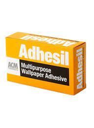 Adhesil Wallpaper Adhesive Yellow/Black ...