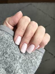 sns lv30 les mis is the perfect milky white pink dipping powder nails sns