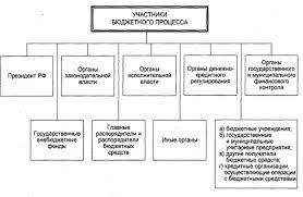 Курсовая работа Бюджетный процесс ru Курсовая работа Бюджетный процесс