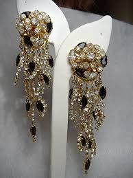 sorrelli rhinestone chandelier earrings