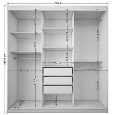 Armarios1jpg 1060×750  Closets  Pinterest  Dressing Room Dressing Room Almirah Design