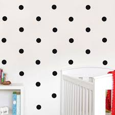 polka dot wall decals polka dot