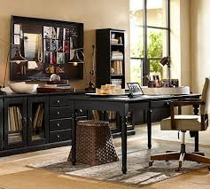 pottery barn bench style office desk rustic. Captivating Pottery Barn Office Desk Printer39s Writing Large Bench Style Rustic
