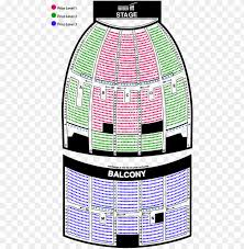 Pavilion Toyota Music Factory Seating Chart Iu Auditorium Seating Chart With Seat Numbers Png Image With
