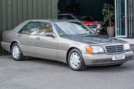 In the database of masbukti.com, available 2 modifications which released in 1993: 1993 Mercedes Benz 500sel S Class W140 1911 Anthracite Grey With Mushroom Leather The Slshop