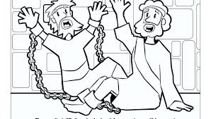 Apostle Paul Coloring Pages Disciples Crafting The Word Of God
