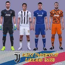 The latest tweets from kits efootball pes2021(@kitsefootball20). Pes 2017 Juventus Leaked Kits Season 2020 2021 Kazemario Evolution