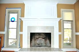 fireplace mantel ideas with mantels stone tv on over designs