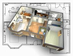 Home Design, Awesome Image 3d Plan For Simple Home Floor Plans And Some  Pictures Or Image Of Virtual House Plans The Theme For Today That Use Some  ...