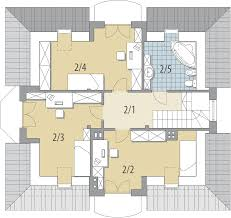 Pod House Plans Finished House Plans Fa Arkadia Iii Ce Dompl