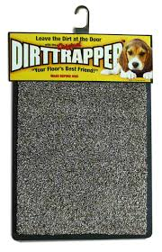 Dirttrapper cotton doormat, the only machine washable doormats