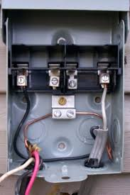 air conditioner disconnect pull out disconnect wiring diagram air conditioner