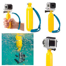 gopole the bobber gopro floating hand grip cameratown com