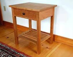 cherry side table cherry end tables 2 new espresso cappuccino finish wooden night stand side square