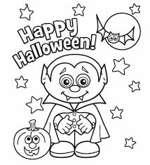 Small Picture Halloween Coloring Pages Pdf Coloring For Kids 5187