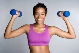 Lifting Light Weights 5 Very Light Weight Lifting Exercises For Ladies Davina
