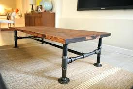 ottoman style coffee tables industrial coffee table with wheels image of rustic industrial coffee table ottoman