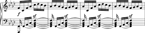 However, slurs join notes of different pitches which need to be played independently, but seamlessly (legato). Repertoire Common Music Notation