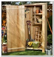 Cabinet: Great Outdoor Storage Cabinet Design Plastic Outdoor