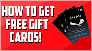 steam gift card generator how to get a free steam gift card code