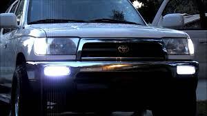 4Runner LED Mod. - Daytime/Driving/Strobe & Turn signal - YouTube
