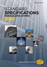 Jkr Sarawak Organisation Chart Std Spec For Building Works 2014