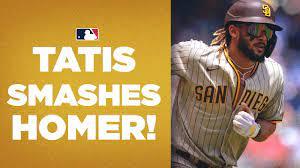Fernando Tatis Jr. SMASHES Home Run No ...