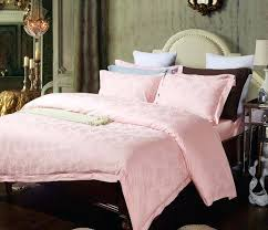pink and gold bedding hotel pink gold jacquard bedding sets queen king size duvet cover set