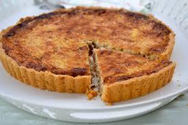 Tuna Mornay Quiche | Recipe