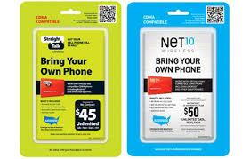 Straight Talk and Net10 BYOP CDMA Activation Kit available at