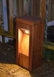 outside lighting ideas. City 350 Led Decking Bollard Light Outside Lighting Ideas