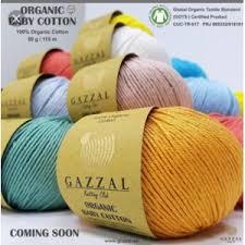 <b>Пряжа Gazzal Organic</b> Baby Cotton   Отзывы покупателей