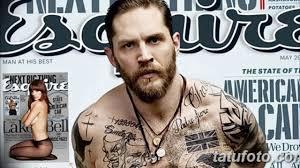 татуировки тома харди фото рисунков значение интересные факты