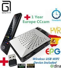 New <b>GTMEDIA V7 PLUS receptor</b> 1080P Full HD DVB-S/S2 T/T2 ...