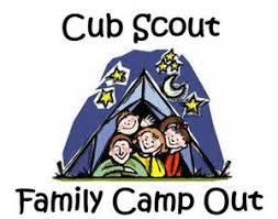 Image result for cub scout camping clip art