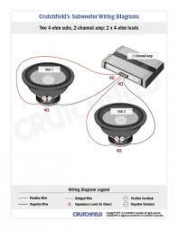 wiring diagrams crutchfield travelwork info crutchfield sub wiring diagrams subwoofer wiring diagrams, wiring diagram
