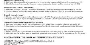 Financial Advisor Resume Objective Financial Planner Resume Resume ...