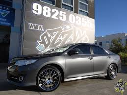 Toyota Camry Rims For Sale