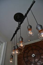 mason jar track lighting pendant new quart chandelier intended light whole colored jars mason jar